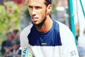 SMC2 soutient Robin Haziza, champion de padell, qui a disputé le 12e Open de France Hamecher Mercedes et les Championnats de France de padel à Toulouse