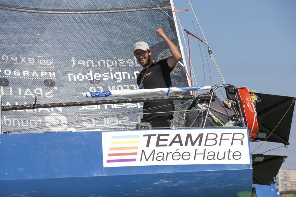 FRANCOIS JAMBOU, UN SKIPPER AUX COULEURS SMC2